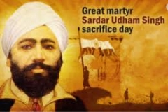 Real Freedom Fighter Udham Singh